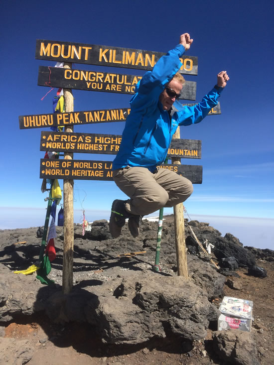 Mt Kilimanjaro Summiters